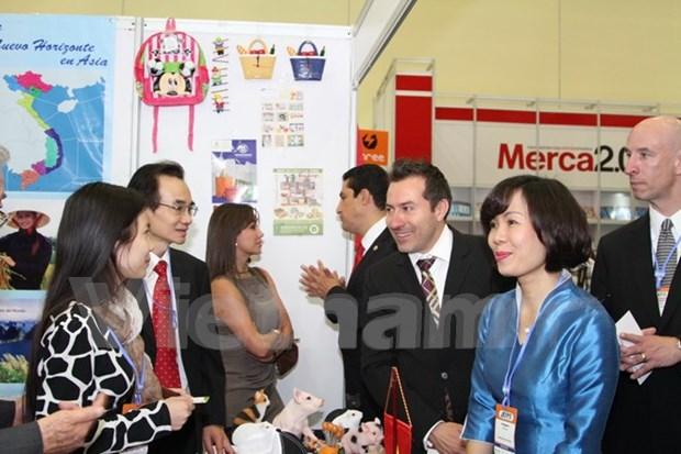 Experimenta fuerte aumento el intercambio comercial Vietnam-Mexico hinh anh 1