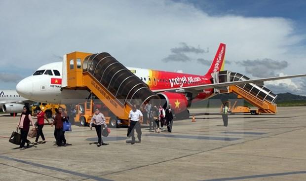 VietJet Air ofrece gran rebaja de boletos hinh anh 1