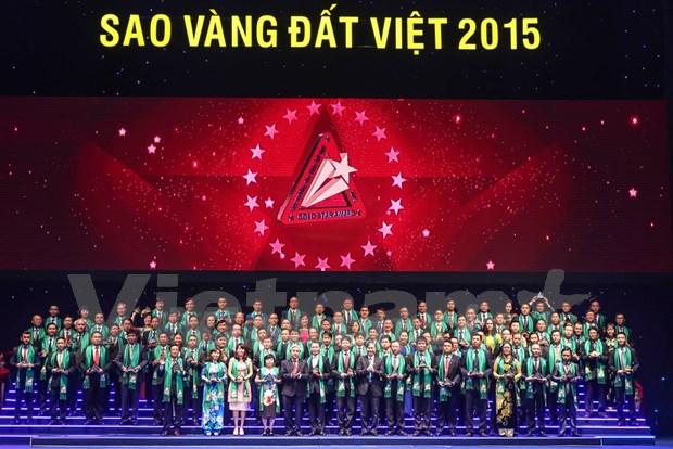 Vietnam honra a mejores marcas comerciales nacionales hinh anh 1