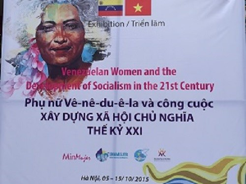 En Hanoi exposicion fotografica sobre mujeres venezolanas hinh anh 1