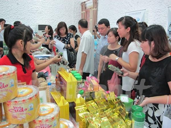 Concluyen Semana de identificacion de productos vietnamitas hinh anh 1