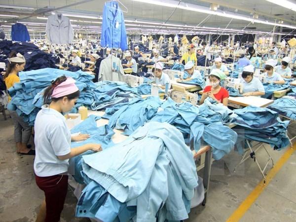 Empresas estadounidenses desean suministrar fibra textil a Vietnam hinh anh 1
