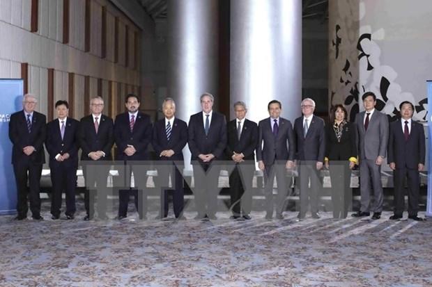 Concluyen negociaciones del TPP hinh anh 1