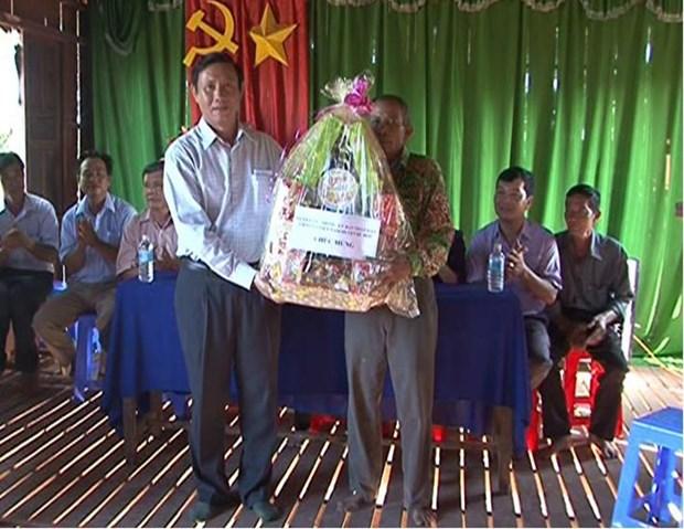 Felicita Direccion del Suroeste a khmeres por fiesta Sene Dolta hinh anh 1