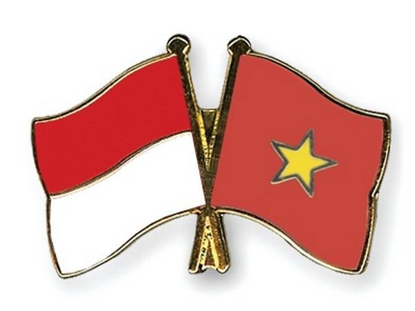 Elevan Vietnam e Indonesia intercambio comercial hinh anh 1