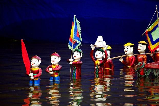 Diez paises participaran en Festival de Marionetas en Vietnam hinh anh 1