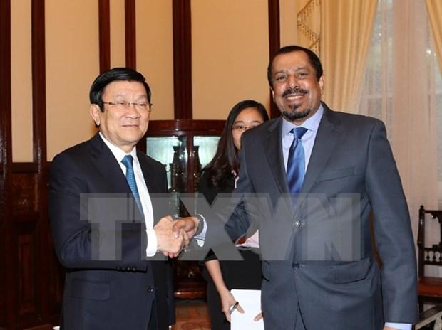 Exigen favorecer equilibro de balanza comercial Vietnam- Kuwait hinh anh 1