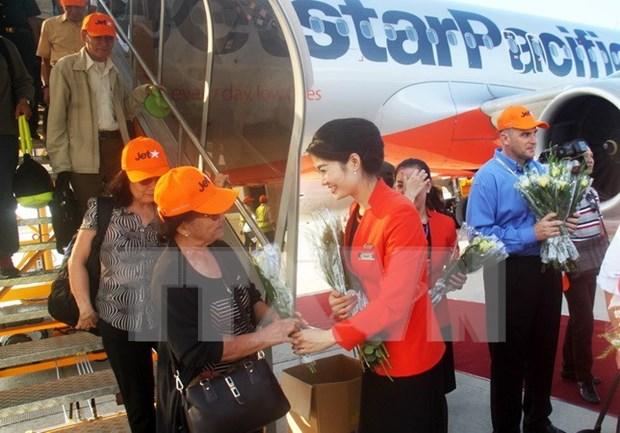 Jestar Pacific abre ruta aerea Hue – Da Lat hinh anh 1