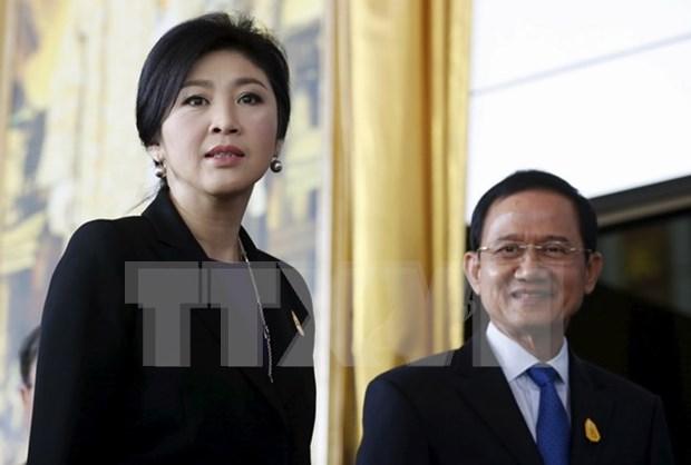 Tribunal tailandes niega demanda de Yingluck contra procurador general hinh anh 1