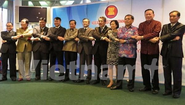 Organizan Dia de ASEAN en Rusia hinh anh 1