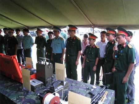 Inauguran centro de respuesta a incidentes quimicos en Norte hinh anh 1