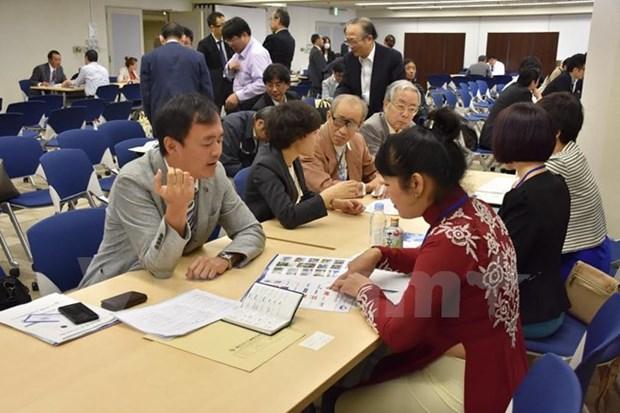 Seminarios sobre industria auxiliar entre Vietnam y Japon hinh anh 1