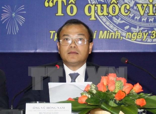 Estado vietnamita presta atencion a compatriotas en Ultramar hinh anh 1