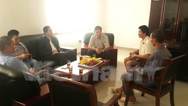 Exigen a asegurar derechos de trabajadores vietnamitas en Argelia hinh anh 1