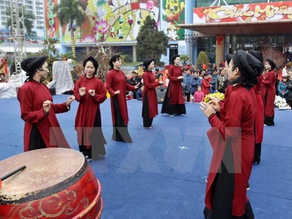Presentan melodias antiguas de Xoan a especialistas extranjeros hinh anh 1