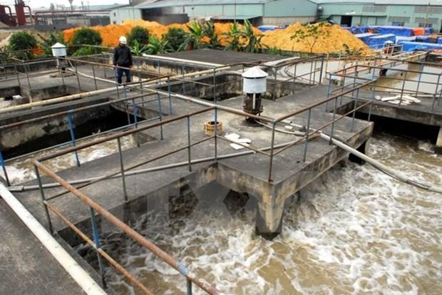 Edifican planta de tratamiento de residuos con prestamo sudcoreano hinh anh 1