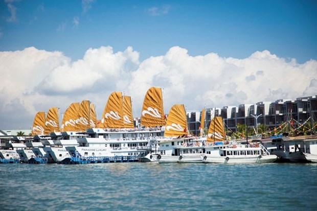 Inauguran otro puerto internacional en Quang Ninh hinh anh 1