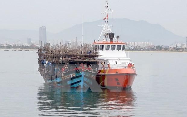 Demandan por pesquisa de tiroteo tailandes a barcos vietnamitas hinh anh 1