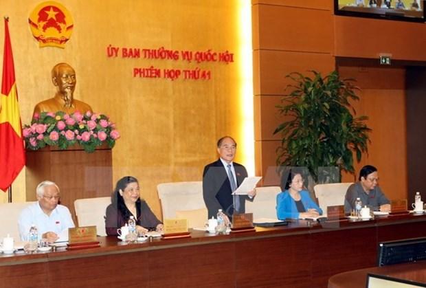 Comite parlamentario de Vietnam iniciara cuadragesima segunda reunion hinh anh 1
