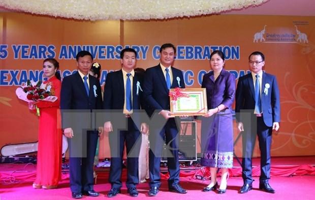 Agencia mixta de seguro diversifica cooperacion Vietnam – Laos hinh anh 1