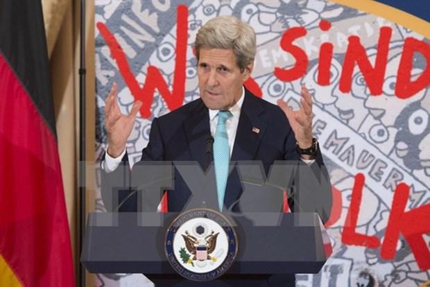 E.UU. apoya a Malasia a establecer centro comunicativo contra EI hinh anh 1