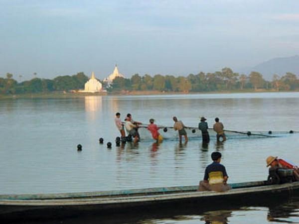 UE respalda Myanmar en desarrollo de acuicultura hinh anh 1