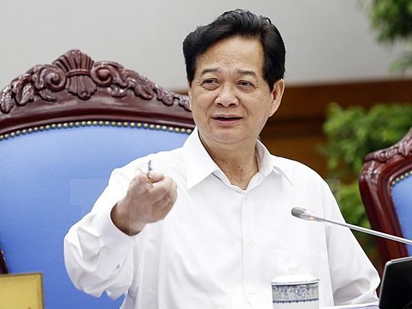 Premier urge la aplicacion de reestructuracion agricola hinh anh 1