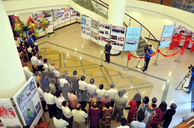VNA rememora 55 anos de fundacion de Agencia noticiosa Liberacion hinh anh 2