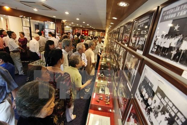 VNA rememora 55 anos de fundacion de Agencia noticiosa Liberacion hinh anh 3