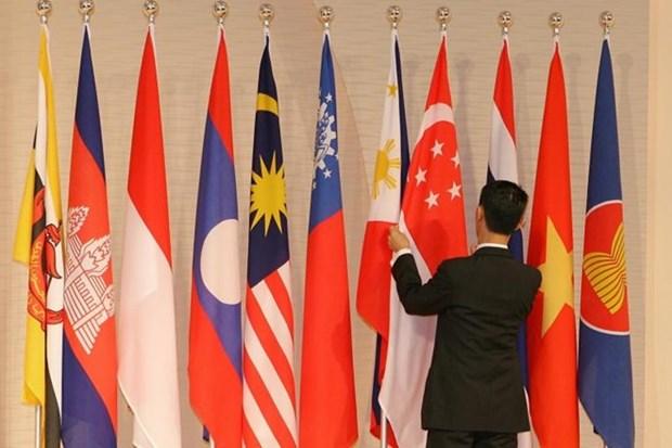 ASEAN respalda esfuerzos por mantener paz en peninsula de Corea hinh anh 1