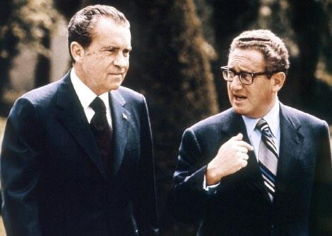 Nixon admitio que bombardeos contra Vietnam son inutiles hinh anh 1