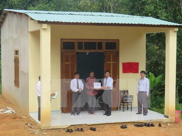 Vietnam desplegara mes de accion por pobres hinh anh 1