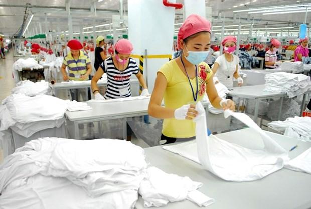 Exportadores enfrentan fuerte competencia de rivales foranos hinh anh 1