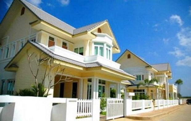 Gabinete tailandes adopta politicas para reanimar mercado inmobiliario hinh anh 1