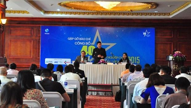 Publican lista de 40 empresas vietnamitas lideres en tecnologia infor hinh anh 1