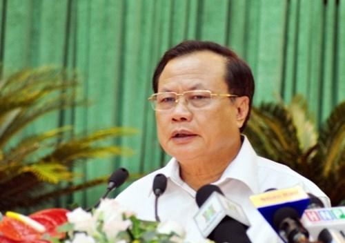 Comite partidista de Hanoi convoca vigesimo tercera reunion hinh anh 1