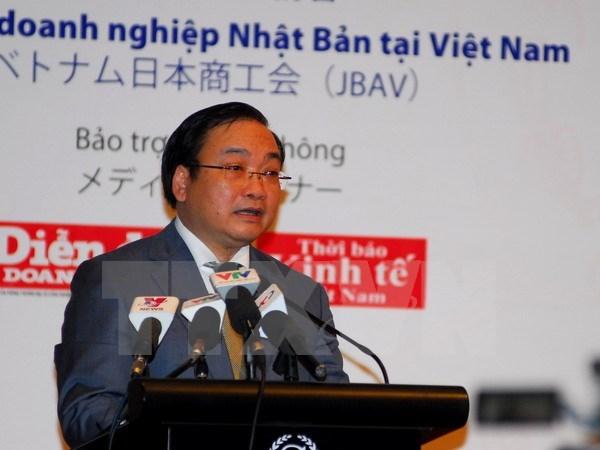 Vietnam y Japon aspiran a una mayor cooperacion economica tras TPP hinh anh 1