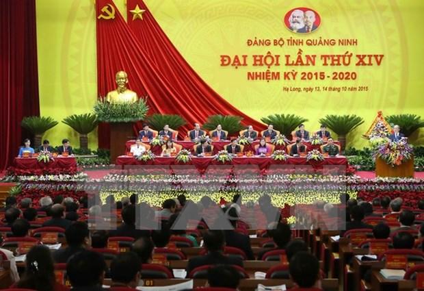 Sesionan asambleas partidistas en provincias vietnamitas hinh anh 1