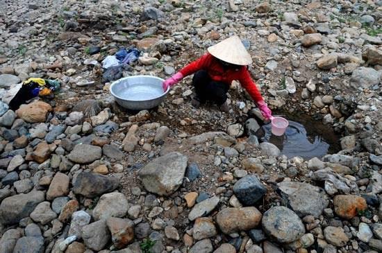 Anuncian ganadores del concurso fotografico sobre agua hinh anh 1