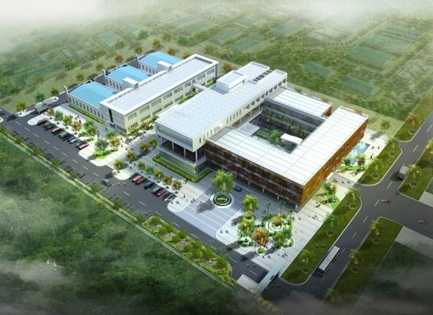Listo para operacion de vivero tecnologico de Vietnam en noviembre hinh anh 1