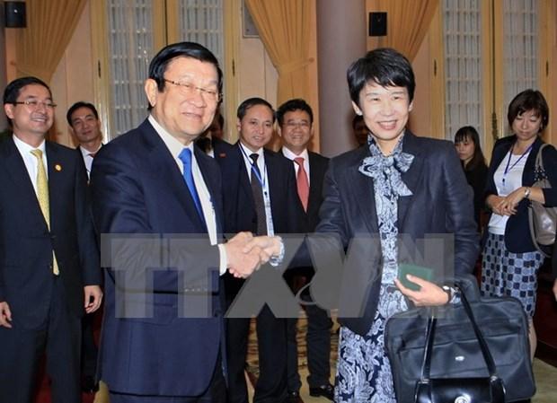 Japon, socio primordial de Vietnam hinh anh 1