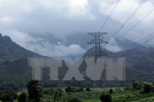 En operacion linea electrica en noroeste de Vietnam hinh anh 1