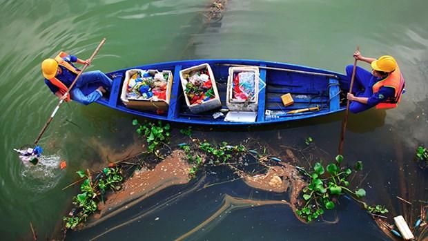 Anuncian ganadores del concurso fotografico sobre agua hinh anh 2