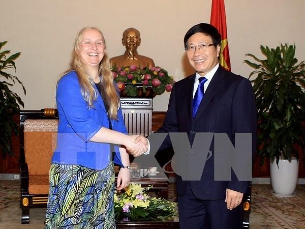 Nueva Zelanda atesora lazos con Vietnam hinh anh 1