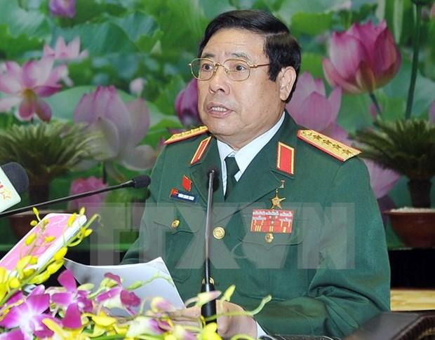 En Beijing reunion informal entre ministros de Defensa ASEAN - China hinh anh 1