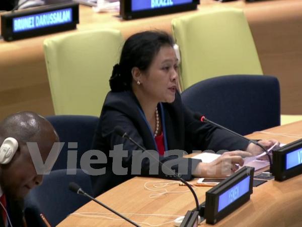 Vietnam respalda a ejecucion juridica sobre la base de Carta de ONU hinh anh 1