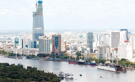 Ciudad Ho Chi Minh persigue ser centro economico del Sudeste Asiatico hinh anh 1