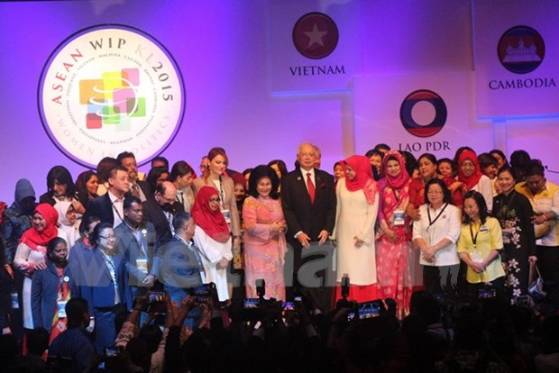 Intercambia Vietnam experiencias en elevar posicion de mujeres hinh anh 1