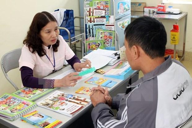 Ciudad Ho Chi Minh extiende terapia antirretroviral contra el VIH/Sida hinh anh 1