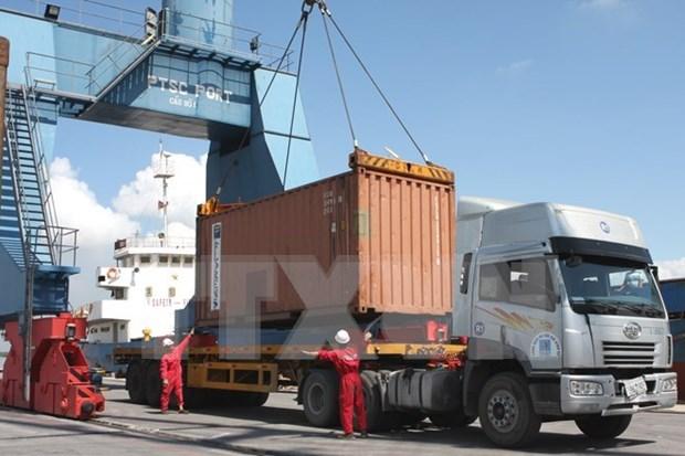 Busca Vietnam reducir gastos para servicios logisticos hinh anh 1